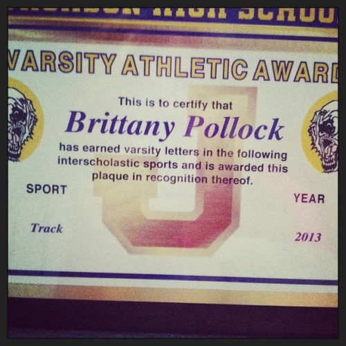 So happy, but I need softball added on it because of Westerville!