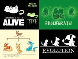 Let your geek flag fly! 4 Science-y designs on sale this week for $15!   http://teeturtle.com