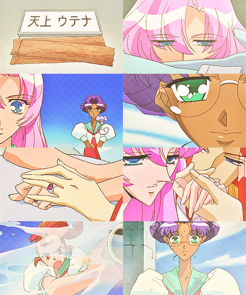 Utena Meme ◆ 3/9 Episodes ◆ Episode 12: For Friendship, Perhaps