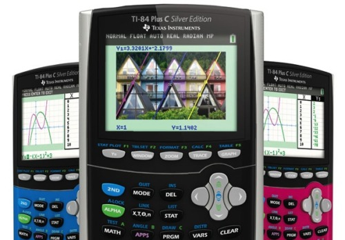 Texas Instruments revealed it would finally upgrade one of its best-loved graphing calculators with a color screen