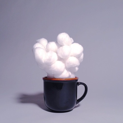 Hot Coffee #artists-on-tumblr #coffee #food