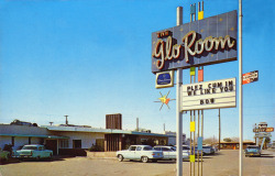 timetravelnow:  Bob's Ember Glo Motel - The Glo Room El Centro, California
