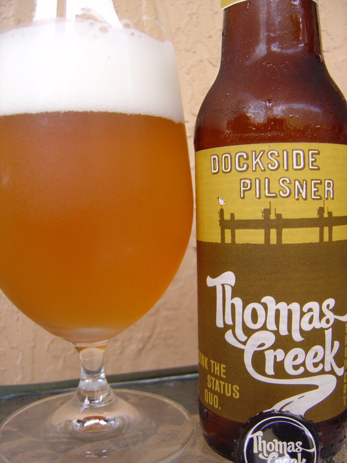 Thomas Creek Dockside PilsnerGreenville, SC