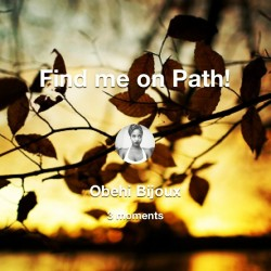 Find me on #Path!