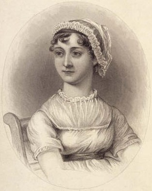 Jane Austen. One of the most widely read authors in English literature.