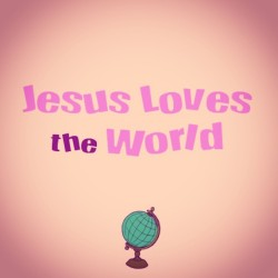 kayangel61:  Jesus loves the world! This includes you!! #JesusIsLord #JesusLives #Bible