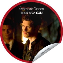 I just unlocked the The Vampire Diaries: The Originals sticker on GetGlue                      7681 others have also unlocked the The Vampire Diaries: The Originals sticker on GetGlue.com                  Before Mystic Falls, Klaus made his original mark on New Orleans. Thanks for watching, you've unlocked the 'The Originals' sticker. Share this one proudly. It's from our friends at The CW.