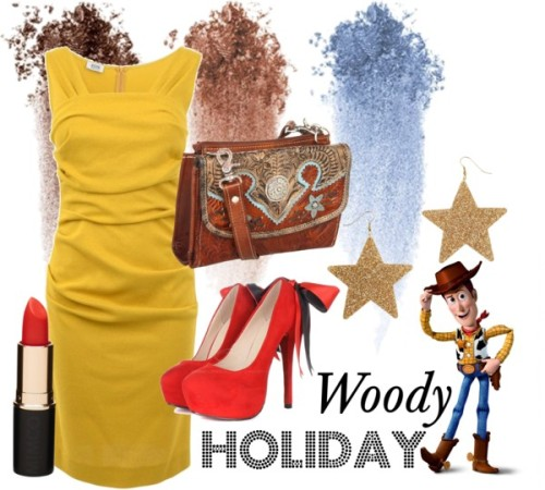 Woody Holiday by survivingtwentytwelve featuring a leather shoulder bag