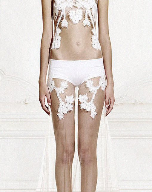 lavandula:  givenchy resort 2011