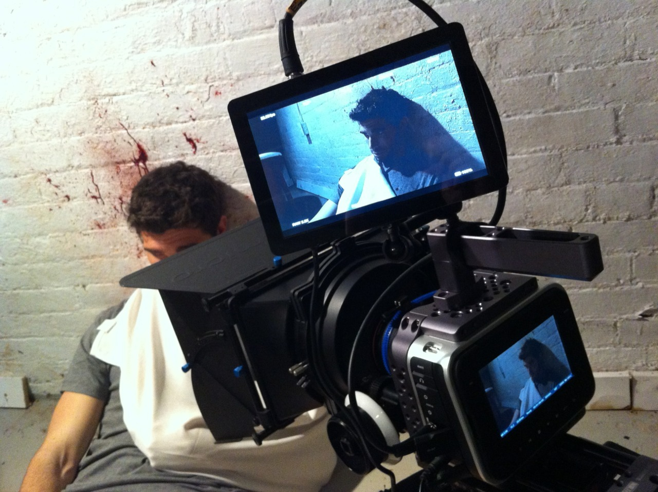 "What does your day job look like? ""Shot"" on the new Black Magic camera."