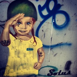 #streetArt #dublin #kid #Art