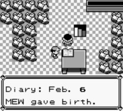 garzatheblog:  Happy Birthday Mewtwo.