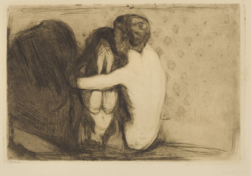 Edvard Munch (1863-1944), Consolation