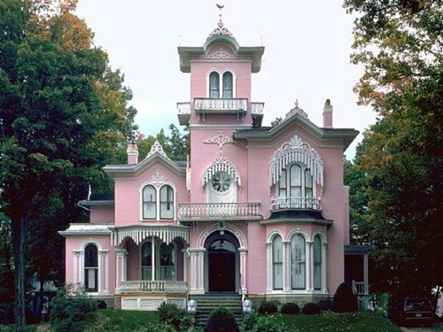 kandicewithak:  Dream house.