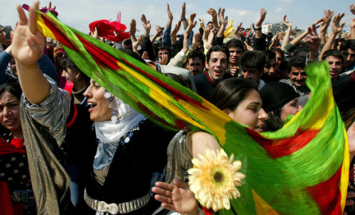 Every year on March 21, Kurds across the Middle East celebrate the festival of Nowruz. It marks the beginning of the Kurdish New Year and coincides with the beginning of the Iranian New Year and has symbolic significance for Iraqi Kurds.