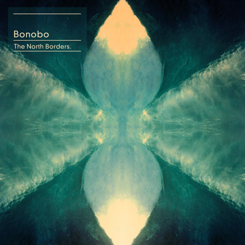 leifpodhajsky:  Bonobo - 'The North Borders' artwork
