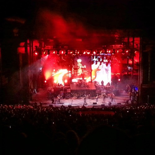 ZBB put on another great show!  (at Red Rocks Park & Amphitheatre)