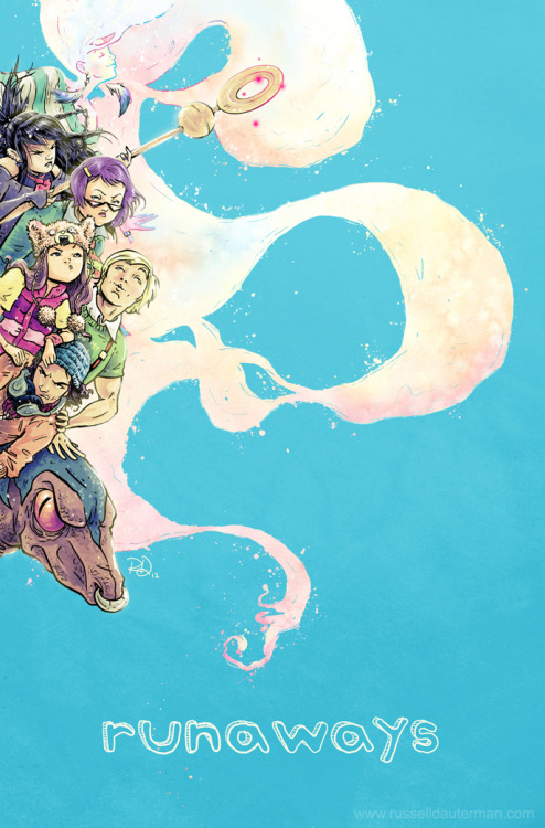 combonight:  lulubonanza:  Runaways by ~RDauterman  /cries