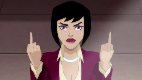 "worldsfinestonline:  Lois Lane being awesome in ""Superman: Unbound"" http://www.worldsfinestonline.com"