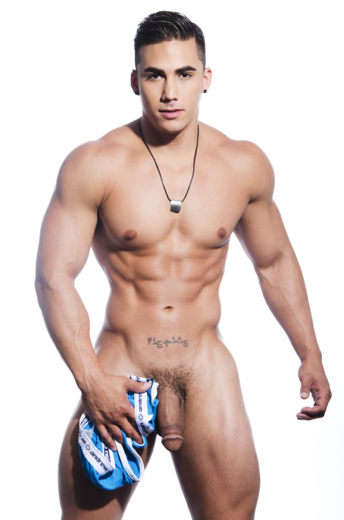 andrewchristian:  Andrew Christian model Topher