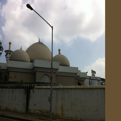 #chennai landmarks - #1000lights #mosque #madras #tamilnadu #india