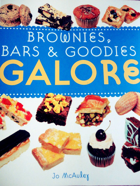 Got this book as a gift from my cousin. Commence Baking Sessions! :)  //
