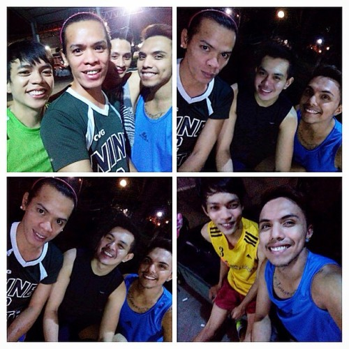 #latepost #volleybelles #volleyball #instafriends #picoftheday #photooftheday @rayndiva @tjmacapagal @jhayceey  (at Teresa Heights Volleyball Court)