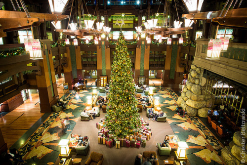 Grand Californian Lobby on Flickr.Via Flickr:www.mouseworks.tumblr.com