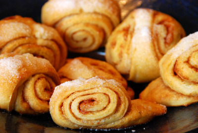 Cinnamon and Cardamom Buns by madlyinlovewithlife on Flickr.