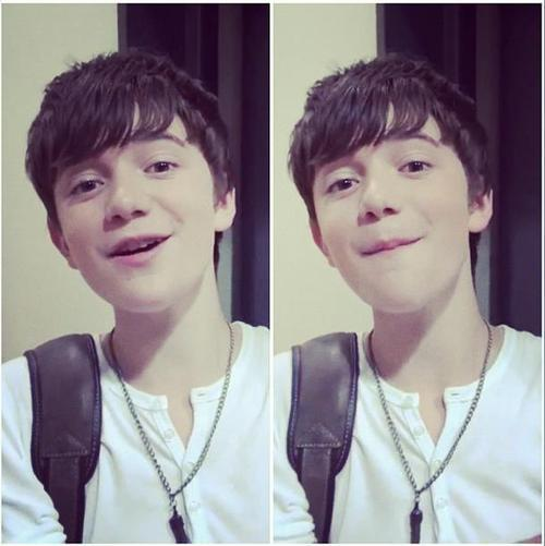 Searching for more cute Greyson pic? Click this