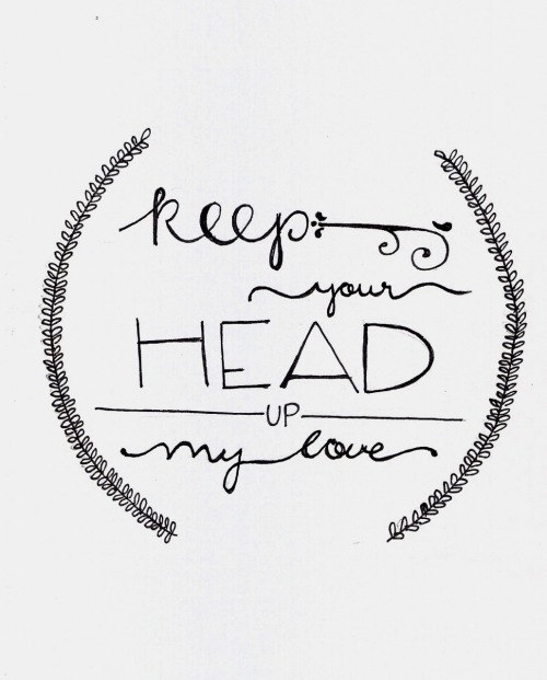 rainydaysandblankets:  keep your heart strong.