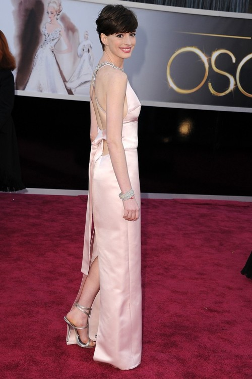 Top Shoe Moments from the Oscars