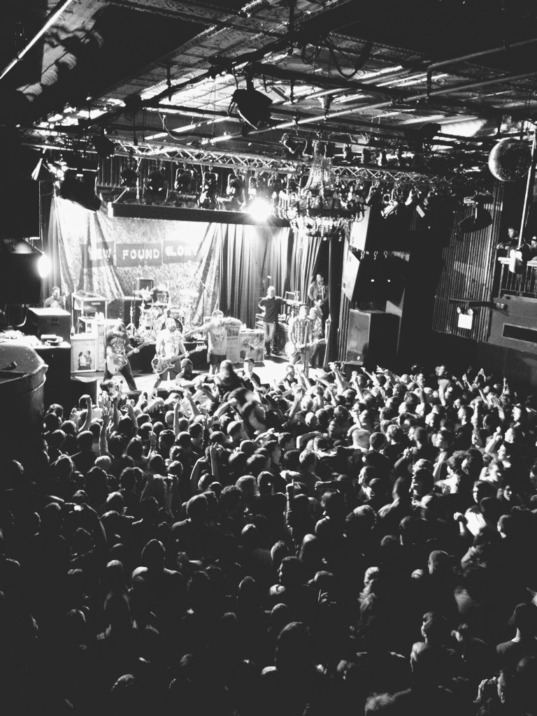 New Found Glory @ Irving Plaza, New York