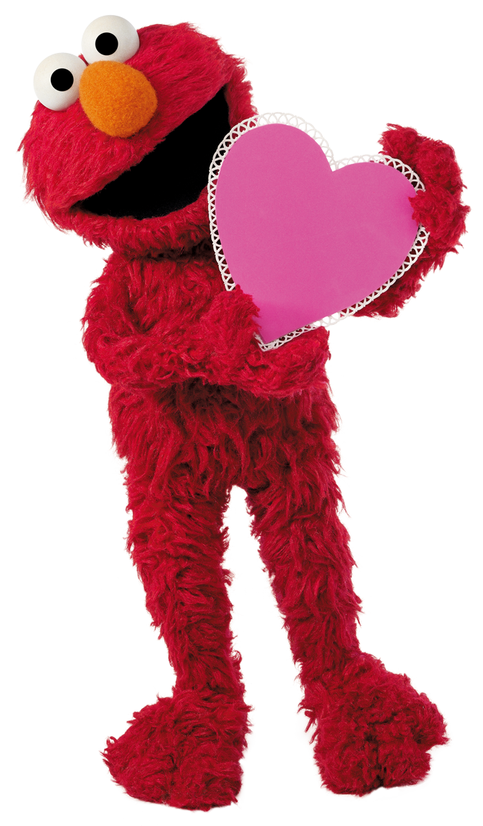 sesamestreet:  Happy Valentine's Day!