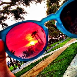 #sunset in some #sunnies lols @nataliagia @sfeldy215  (at The Bungalow Santa Monica)
