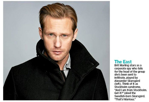 Alex is featured in the new issue of Entertainment Weekly Source:  VikingWenches Facebook