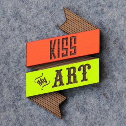 Kiss My Art! ~ La