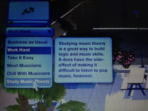 composersalwaysscore:  sims says the real stuff