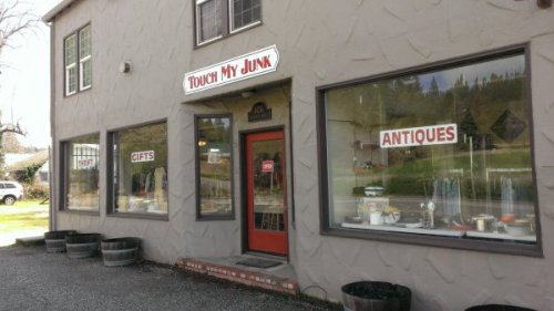 Touch My Junk Shop The only store that is in and of itself guilty of sexual harassment.