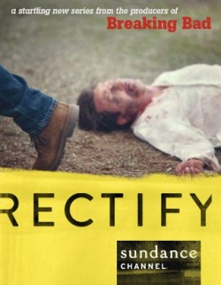 I am watching Rectify                                                  1163 others are also watching                       Rectify on GetGlue.com