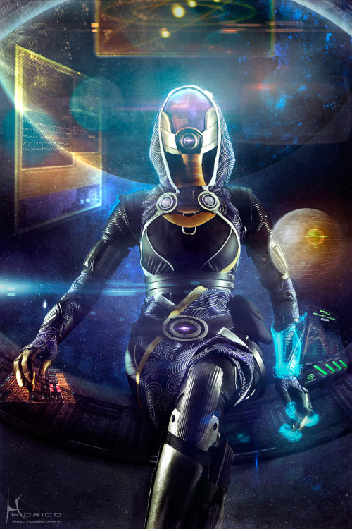 kimrom:  Voyager - Mass Effect by Hidrico