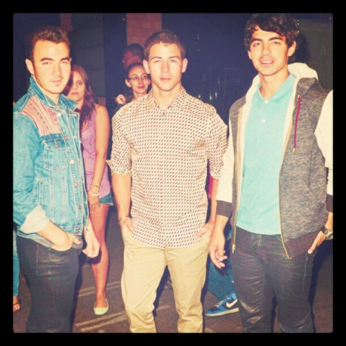 Jonas Brothers are my everything #brothers #of #new #jersey #kevin #jonas #nick #jonas #joe #jonas #nice #cute #gorgeus #adorable #funny #inspiration #sexys #perfects  #they #have #so #talent #JBForever #JB2013 #JBArgentina