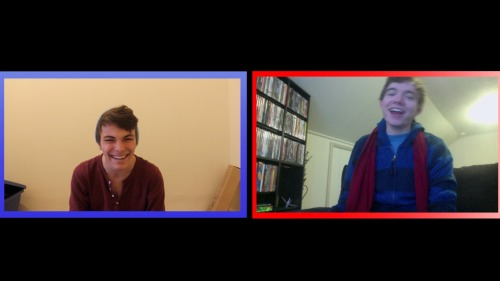 Shot from Chatroulette Fun 29. Should be out Thursday:)