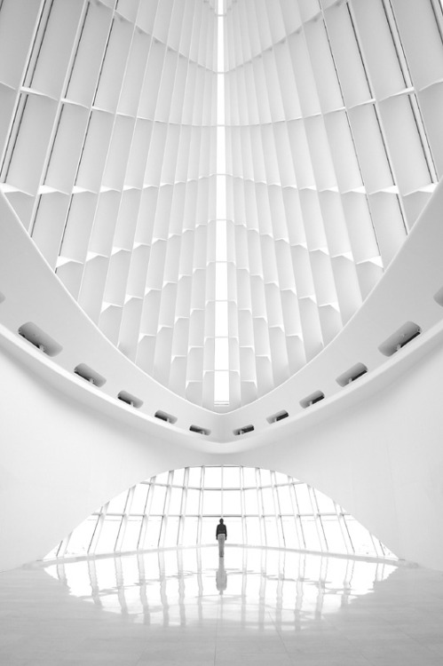 Santiago Calatrava, The Milwaukee Art Museum