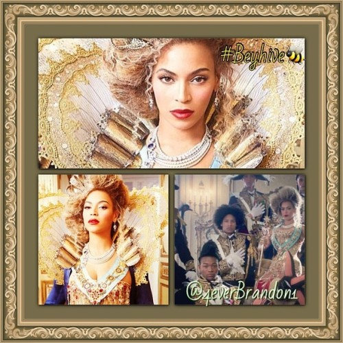 The Bey Court lol #beyonce #beyhive #queenbey #beysus #beystan #throne #themrscartershow #worldtour LMP