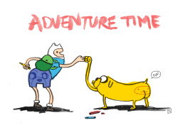 Adventur-ass Time