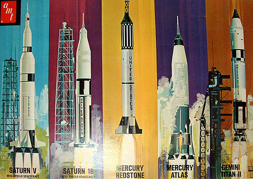 Oh my rockets.  (AMT Corporation of Troy Michigan, 1967.  via ebay.com)