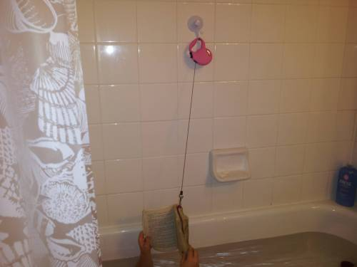 valerieparker:  writers-bloc:  Never drop a book in the bath again! An 8 year old's invention.   that eight year old is the chosen one