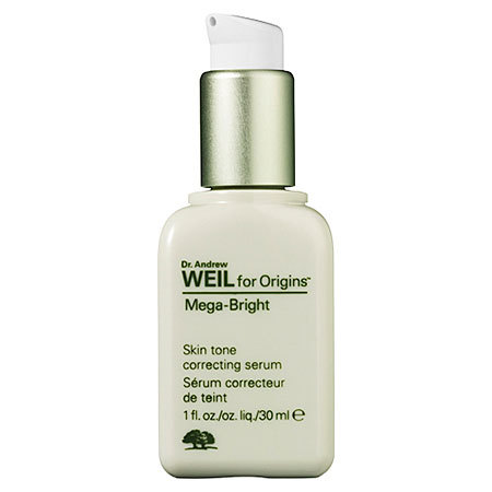 Origins Mega-Bright Skin Tone Correcting Serum.