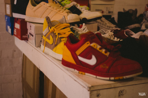 Sneaker Swap Meet 2012 - more pics here.